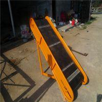电动升降皮带机/庞泰输送带输送化肥袋装物料