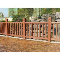 江西水泥仿木栏杆怎样采购才划算?园林护栏省钱攻略、混凝土围栏价格分析