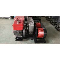 3T汽油绞磨机的转速 3T双卷筒牵引机牵引速度