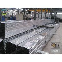 吉林c型钢生产厂家 几字型钢 z型钢 光伏大棚 光伏支架价格