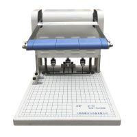 上海奇砚QY-40A三孔档案装订机 电动三孔打孔机 电动三孔装订机