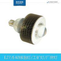 螺口E27LED工矿灯 5730贴片储仓灯 6500K冷白200瓦厂房灯
