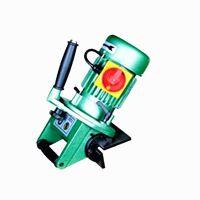东硕机械生产小型电动快速强力手扶倒角机