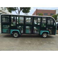 利凯士得T14M全玻璃电动游览观光车价格及图片