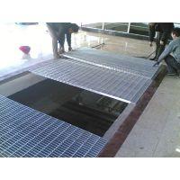 四川钢格板生产厂家成都污水厂格栅盖板不锈钢水篦子排水沟钢格栅板