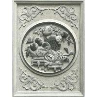 雕刻厂家花岗岩石材浮雕来图定制石材影雕工艺制作户外墙体浮雕