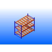 流利架、流利式货架、货架、仓储货架、仓储配件