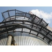栈桥钢格板 延安石油平台格栅板 操作平台镀锌钢格板