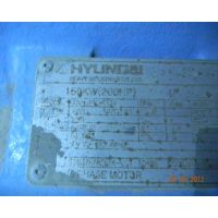 电机现代HYUNDAI HEAVY INDUSTRIES TNBJ8X0433A 150KW