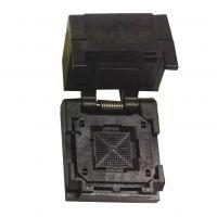 QFN68-0.4 芯片8×8mm 测试座 翻盖老化座 空座 编程座