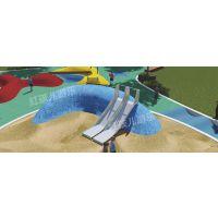 创意不锈钢滑梯无动力亲子乐园系列 户外攀爬网趣味游乐设备批发