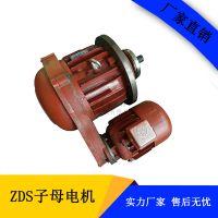电动葫芦主起升电机 南京崇陵葫芦电机 ZD1 41-4/7.5kw 另有ZDS YSE BZD系列