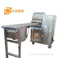 厂家直销 全自动烤鸭饼机 压面机 全自动揉面机机械面条机