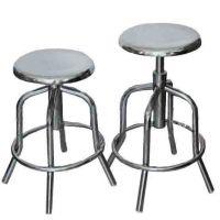 不锈钢螺杆升降圆凳 不锈钢螺杆升降圆凳报价 天津不锈钢螺杆升降圆凳