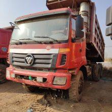 出售13年霸龙自卸车,290马力,斯太尔桥,5.6米大箱,拉土方车,买的速度了