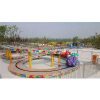 迷你穿梭 新型轨道类游乐设备儿童爬山车小型创业项目立环跑车郑州宏德游乐定制