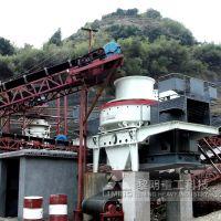 【客户案例】湖南慈利河卵石制砂项目,220t/h河卵石制砂线