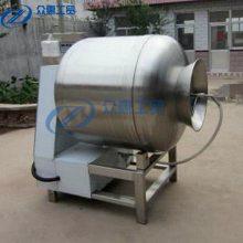 众惠供应肉制品腌制机 小型肉类腌制滚揉机 凤爪真空腌制机