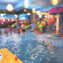 澳博尔室内儿童水上乐园加盟 加盟商开业无忧愁