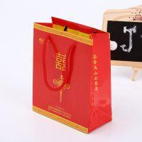 嘉伟厂家提供结婚礼品袋 婚庆用品纸袋 喜庆婚礼手提纸袋