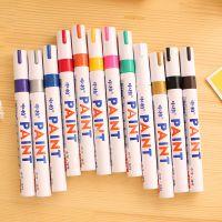 正品中柏油漆笔SP-110油性笔 补漆笔 签到笔 金属笔DIY相册涂鸦笔
