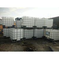 回收二手集装桶,回收二手方型吨桶,6成新以上
