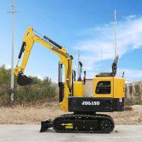 挖坑种树18小挖机小型挖掘机全新3万元挖机出售