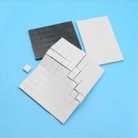 深圳导热材料 导热硅胶片 1.2w硅胶导热绝缘硅胶片