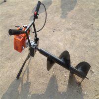 坑径30厘米挖坑机 沙土地植树钻孔机 液压框架挖坑机