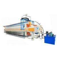 安徽马鞍山双发华德压滤机污泥砂石环保处理设备1500型1250型板框厢式压滤机