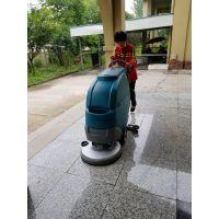 洗地车的清洁价值体现