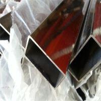 201 不锈钢矩形管供应 镀色 激光 弯管 焊接加工