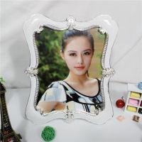 新款 创意欧美韩式 塑料相框婚纱照影楼相框摆台 批发7寸10寸12寸