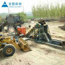 晋城一百吨轮式洗沙机生产线要配多大的发电机组