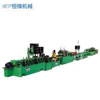 安徽高频直缝焊管机组 焊管滚压成型设备 焊管成型机组