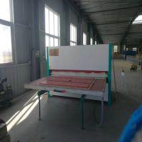 洛阳豫锦华用我们的文件柜木纹转印机转印效果