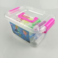 水精灵益智DIY儿童玩具海洋精灵水宝宝水精灵模具套装厂家直销