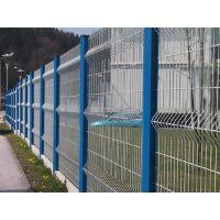 河北pvc包塑三角折弯护栏|pvc包塑三角折弯护栏定制