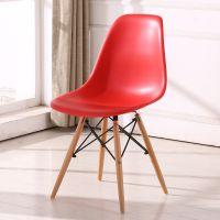 包邮大师设计餐椅时尚休闲塑料椅创意电脑椅办公椅会议椅简约