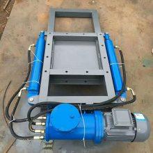 定做污水截止阀门 手动螺旋插板阀  安源电动卸料阀