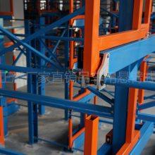 安徽重型货架定制 伸缩式悬臂货架的特点 放钢管用的架子