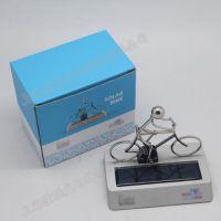 金属模型摆件礼品定制批发创意太阳能工艺品礼物