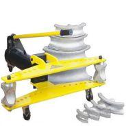 手动液压弯管机设备/90°直角液压弯管机/圆管折弯机价格