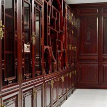长沙实木整屋订做辉派品牌、实木鞋柜、入户门定做私人定制