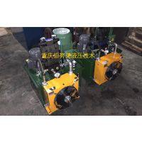 重庆风冷却器液压站