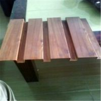 山东2.5木纹长城板、氟碳银色铝单板