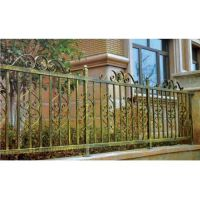 铁艺围栏价格 巨煜金属 厂家定制铁艺围栏生产 供应铁艺围栏