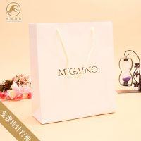 厂家供应白卡手提纸袋、牛皮纸手提袋印刷生产、优质礼品纸袋