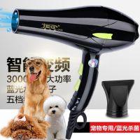 宠物电吹风机狗狗大小型犬专用洗澡风干静音大功率吹风筒金毛泰迪