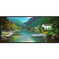 梁艺画廊,油画销售,收藏礼品,现代装饰喷绘油画